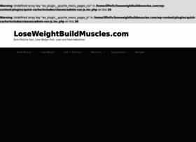 loseweightbuildmuscles.com