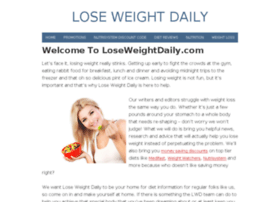 loseweightdaily.com