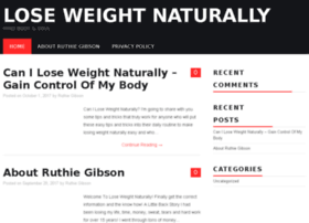 loseweightnaturally.siterubix.com