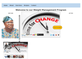 loseweighttheafricanway.com