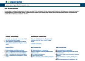 losmedicamentos.net