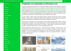 losporques.com