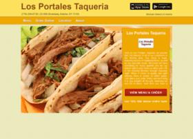losportalestaqueria.com