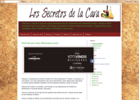 lossecretosdelacava.blogspot.mx