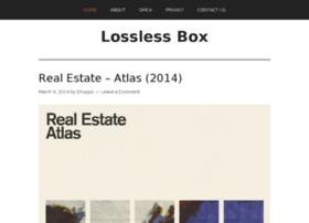 losslessbox.com