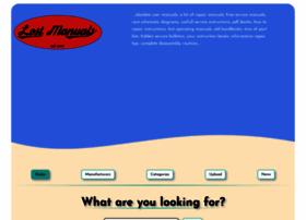 lost-manuals.com