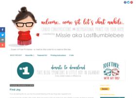 lostbumblebee.blogspot.ca