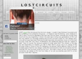 lostcircuits.com