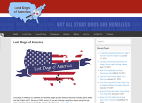 lostdogsofamerica.org