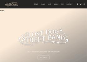 lostdogstreetband.com