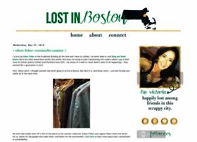 lostinbostonblog.blogspot.com
