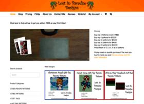 lostinparadisedesigns.com