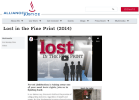lostinthefineprint.org