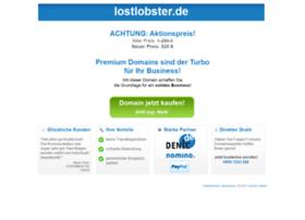 lostlobster.de