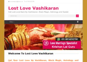 lostlovevashikaran.com