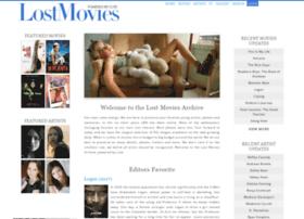 lostmoviesarchive.com
