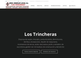 lostrincheras.com