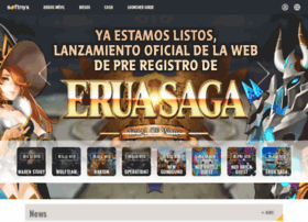 lostsaga.softnyx.com