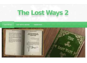 lostways2.weebly.com