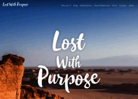 lostwithpurpose.com