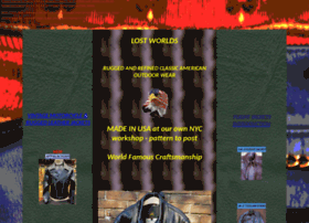 lostworldsinc.com