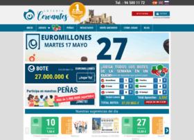 loteriacervantes.com