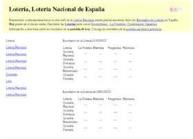 loteriadelanacion.es