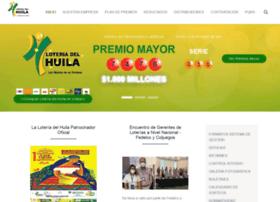 loteriadelhuila.com