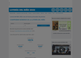 loteriadelnino.laverdad.es