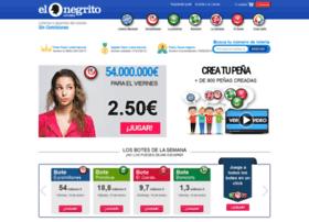loteriaelnegrito.com