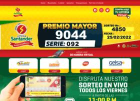 loteriasantander.gov.co