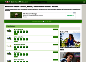 loteriasdemexico.com
