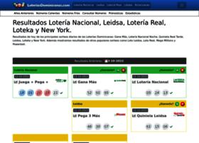 loteriasdominicanas.com