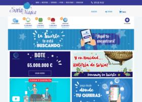 loteriasoriamagica.es