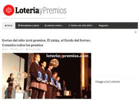 loteriaypremios.com