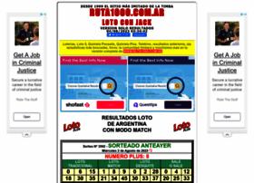 loto.ruta1000.com.ar