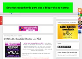 lotofacildica.blogspot.com.br