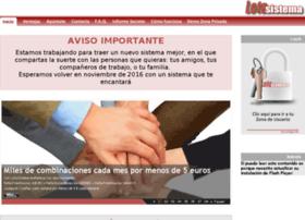 lotosistema.com