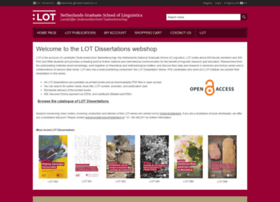 lotpublications.nl