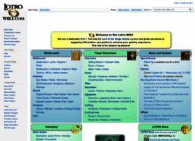 lotro-wiki.com