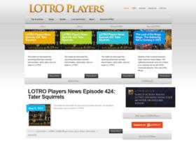 lotroplayers.com