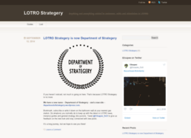 lotrostrategery.wordpress.com