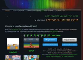 lotsofgames4u.weebly.com
