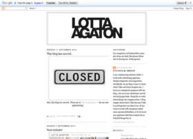 lottaagaton.blogspot.co.uk