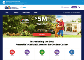 lotteries.com.au