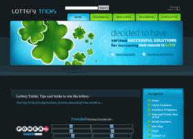 lotterytricks.com