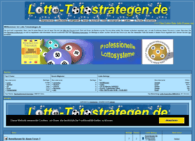 lotto-totostrategen.de