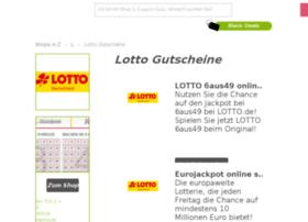 lotto.gutscheincodes.de