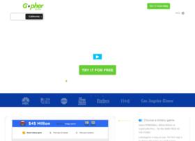 lottogopher.com