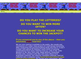 lottoguy.net